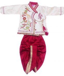 ethnic wear for kids Dhoti kurta