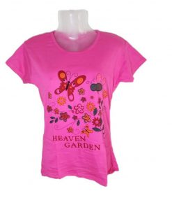 girls latest top pink