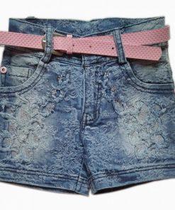 jeans hot pant damaged