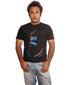 mahadev t shirt black