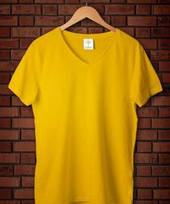 yellow t shirt mens