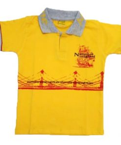 collared t shirt for boys